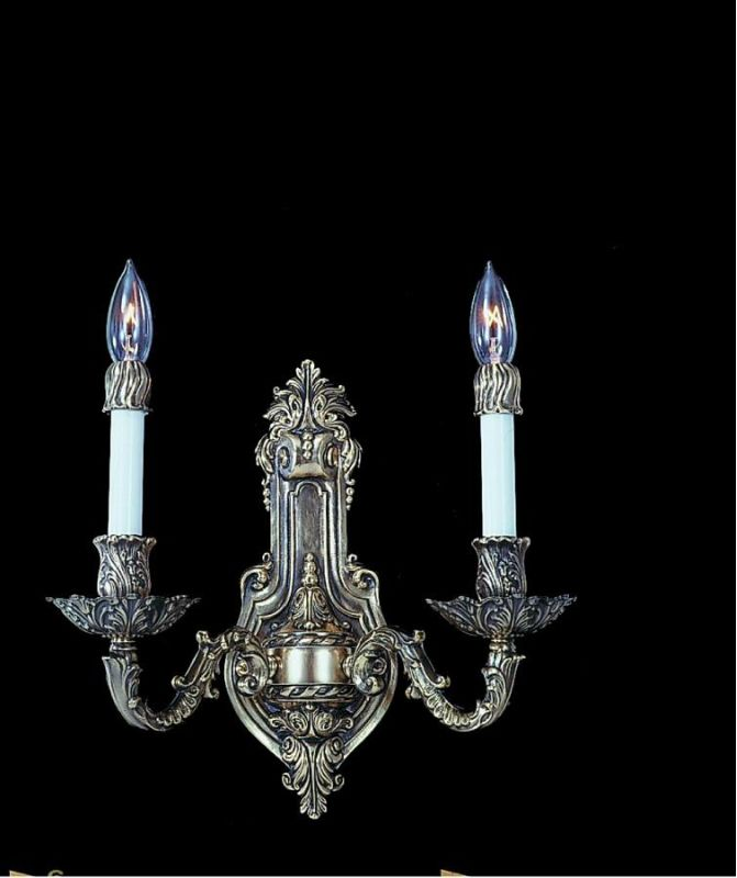 Framburg FR 8702 Up Lighting Wall Sconce from the Napoleonic