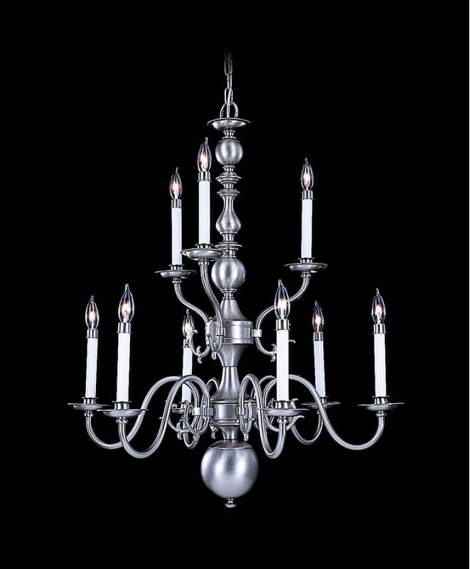 Framburg FR 9129 Williamsburg 9 Light Up Lighting Chandelier from the Sale $910.00 ITEM: bci303050 ID#:9129 PB :
