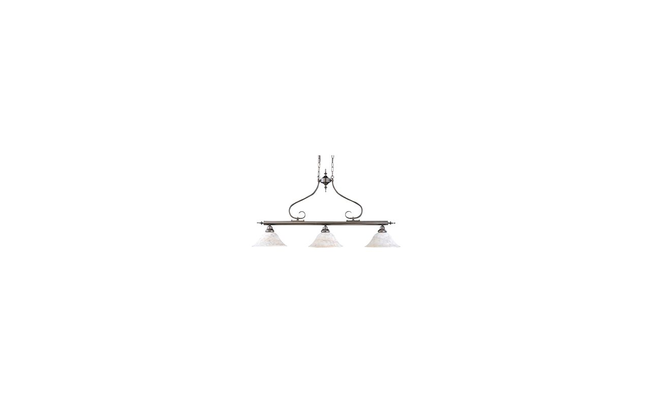 Framburg FR 9163 Island / Billiard Fixture from the Black Forest Sale $538.00 ITEM: bci303120 ID#:9163 SP/WH :