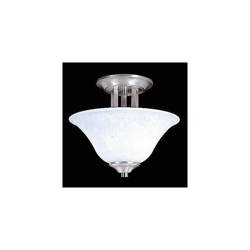 Framburg FR 9300 Semi-Flush Ceiling Fixture from the Bellevue