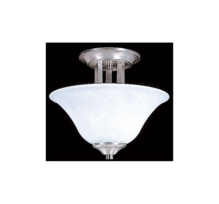 Framburg FR 9301 Semi-Flush Ceiling Fixture from the Bellevue