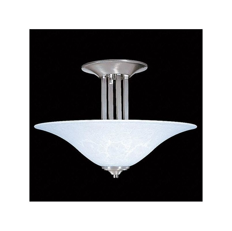 Framburg FR 9302 Semi-Flush Ceiling Fixture from the Bellevue