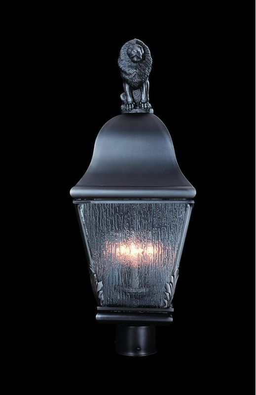 Framburg FR 9611 Post Light from the Coeur de Lion Collection Siena Sale $712.00 ITEM: bci303355 ID#:9611 SBR :