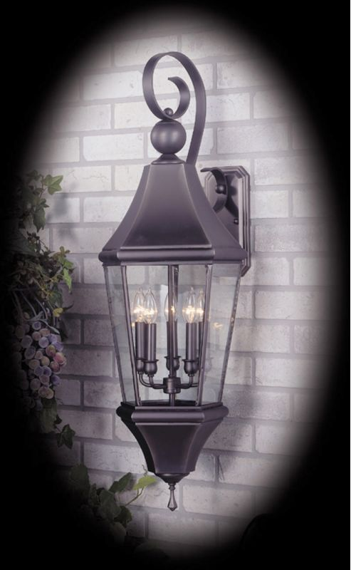 Framburg FR 8746 5 Light Outdoor Wall Sconce from the Normandy Sale $1142.00 ITEM: bci302836 ID#:8746 RC :