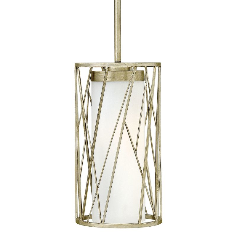Fredrick Ramond FR41617 1 Light Mini Pendant from the Nest Collection Sale $259.00 ITEM: bci2658685 ID#:FR41617SLF UPC: 640665001969 :