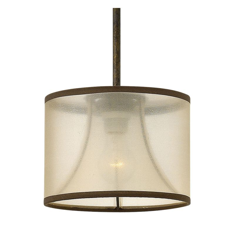 Fredrick Ramond FR45607 1 Light Mini Pendant from the Mime Collection
