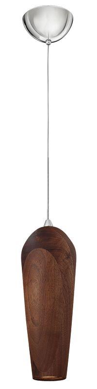 Fredrick Ramond FR35002 1 Light Full Sized Solid Walnut LED Pendant Sale $558.00 ITEM: bci2658674 ID#:FR35002WAL UPC: 640665002119 :