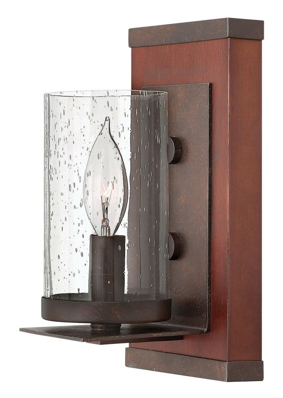 Fredrick Ramond FR40200 1 Light Wall Sconce from the Jasper collection