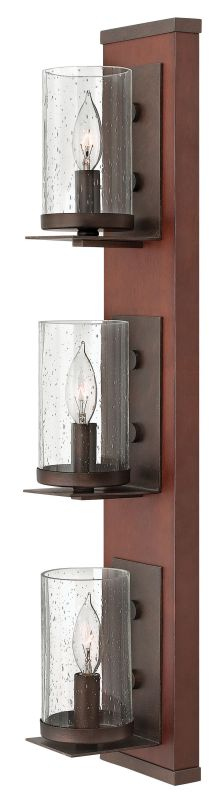 Fredrick Ramond FR40203 3 Light Wall Sconce from the Jasper collection