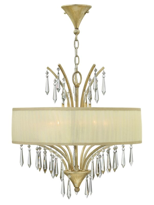 Fredrick Ramond FR40775 5 Light 1 Tier Chandelier from the Camilla Sale $759.00 ITEM: bci2658484 ID#:FR40775SLF UPC: 640665001358 :