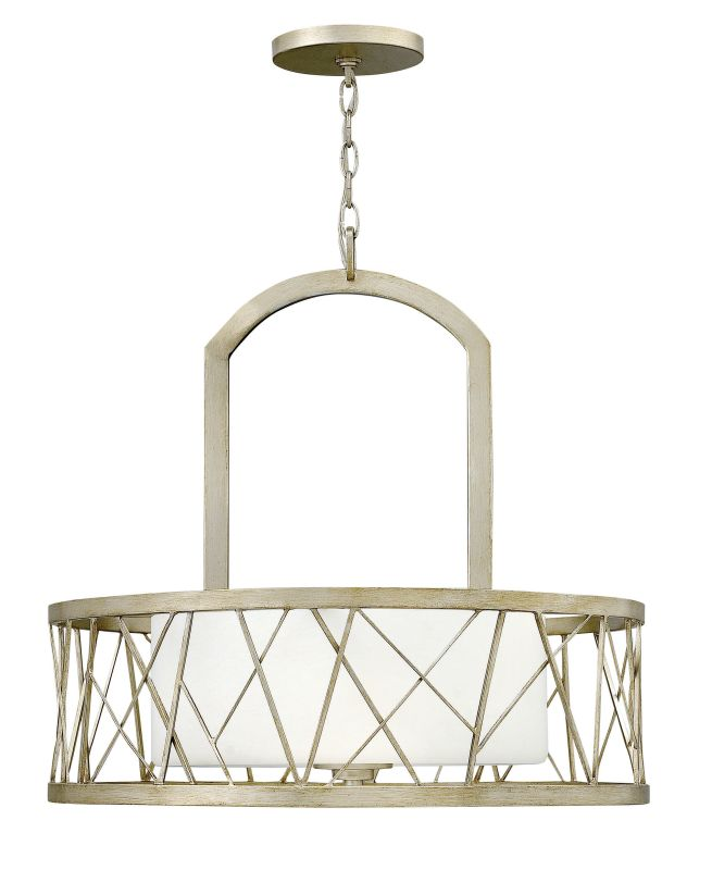 Fredrick Ramond FR41613 3 Light 1 Tier Chandelier from the Nest Sale $699.00 ITEM: bci2658492 ID#:FR41613SLF UPC: 640665001891 :