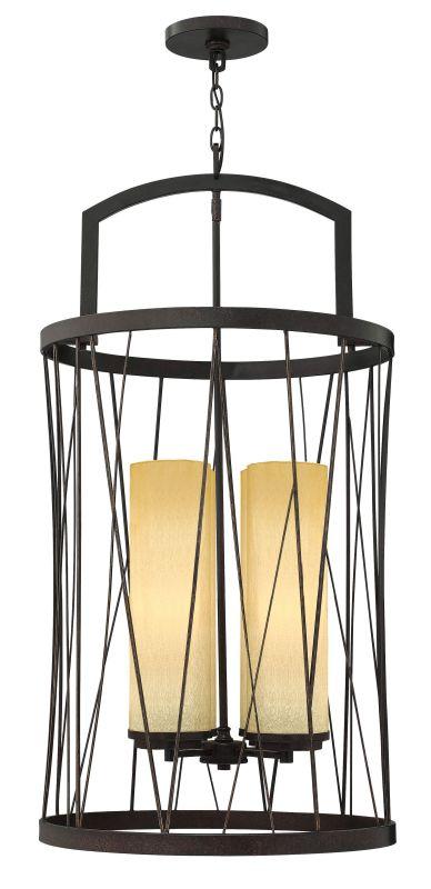 Fredrick Ramond FR41624 4 Light Full Sized Pendant from the Nest