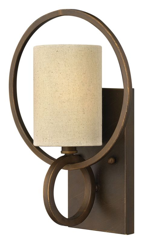 Fredrick Ramond FR42400 1 Light Wall Sconce from the Pandora