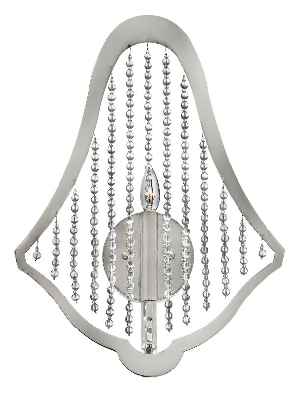 Fredrick Ramond FR43530 1 Light Wall Sconce from the Bijou collection