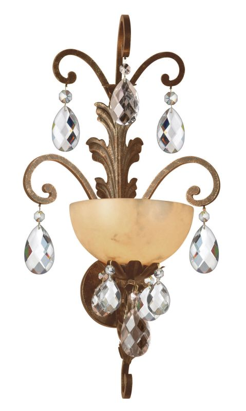 Fredrick Ramond FR44110 1 Light Wall Sconce from the Barcelona