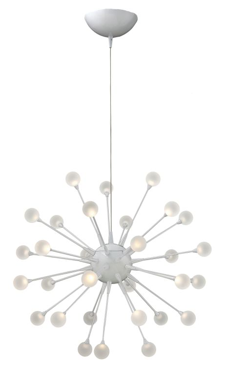 Fredrick Ramond FR44413 30 Light LED 1 Tier Chandelier from the Sale $1399.00 ITEM: bci2658505 ID#:FR44413CLD UPC: 640665001068 :