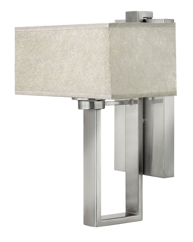 Fredrick Ramond FR49450 1 Light Wall Sconce from the Quattro Sale $199.00 ITEM: bci962892 ID#:FR49450BNI UPC: 640665903638 :