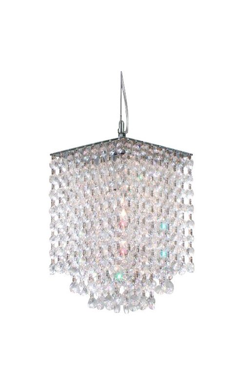 Gallery T40-356 Modern 1 Light 1 Tier Crystal Mini Chandelier with Sale $97.98 ITEM: bci2432115 ID#:T40-356 UPC: 738759833555 :