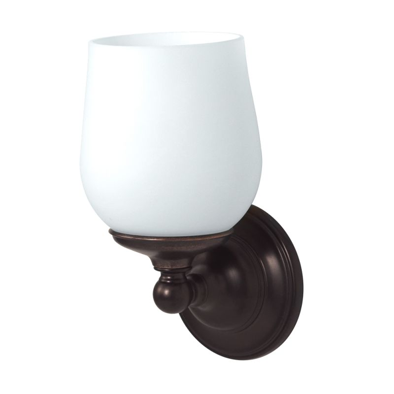Gatco GC1652 Single Light Bath Sconce from the Oldenburg Series