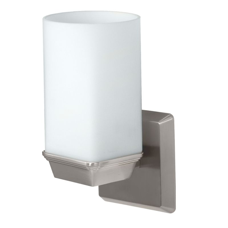 Gatco GC1671 Single Light Bath Sconce from the Philadelphia Series