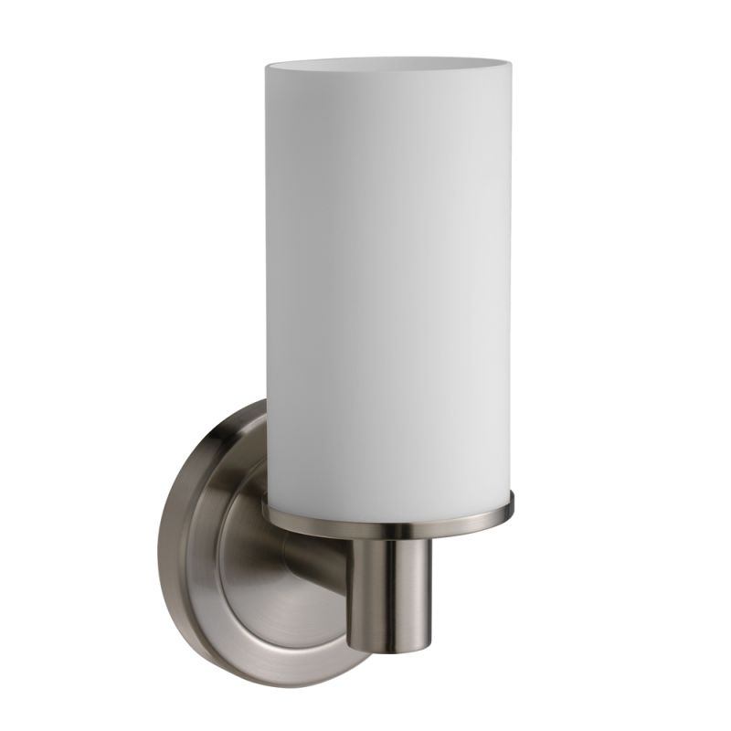 Gatco GC1681 Latitude Collection Single Sconce Bath Light Satin Nickel