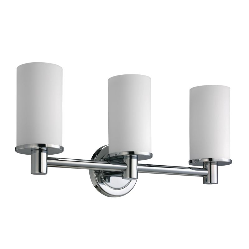 Gatco GC1686 Triple Sconce Bath Lighting from the Latitude² Collection