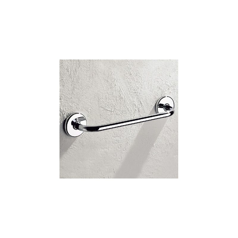 Ginger 0302 Towel Bar from the Hotelier Collection Polished Chrome