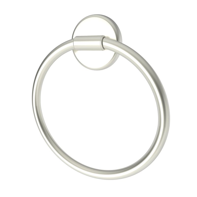 Ginger 0305 Towel Ring from the Hotelier Collection Satin Nickel