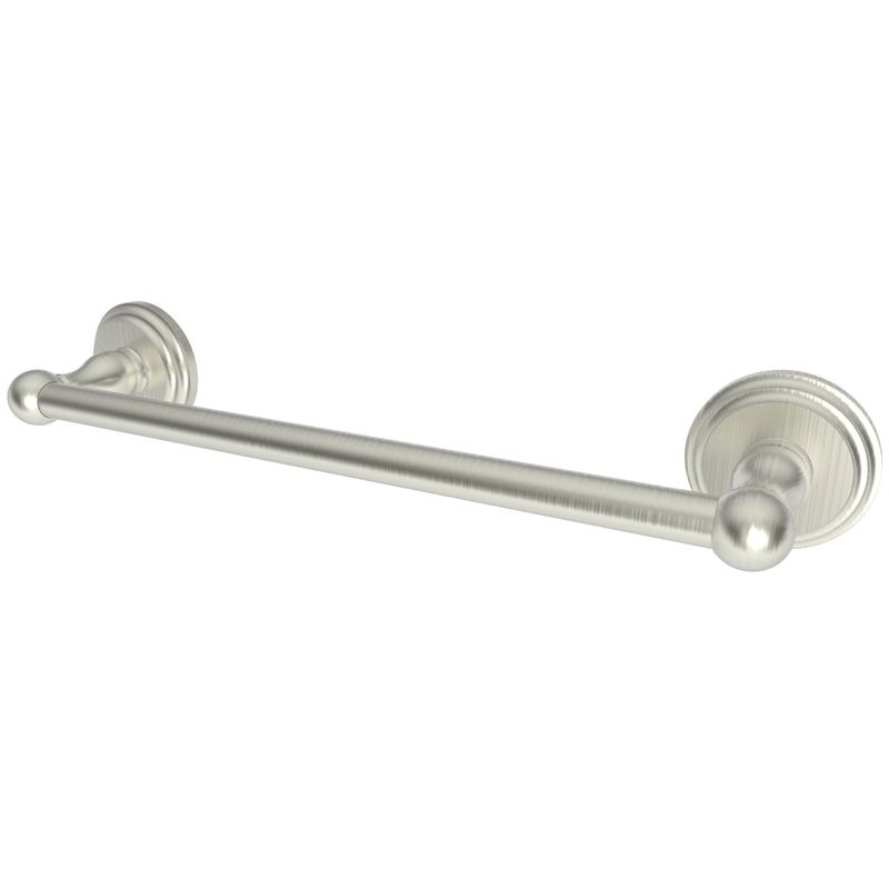 Ginger 1101 Towel Bar from the Chelsea Collection Satin Nickel