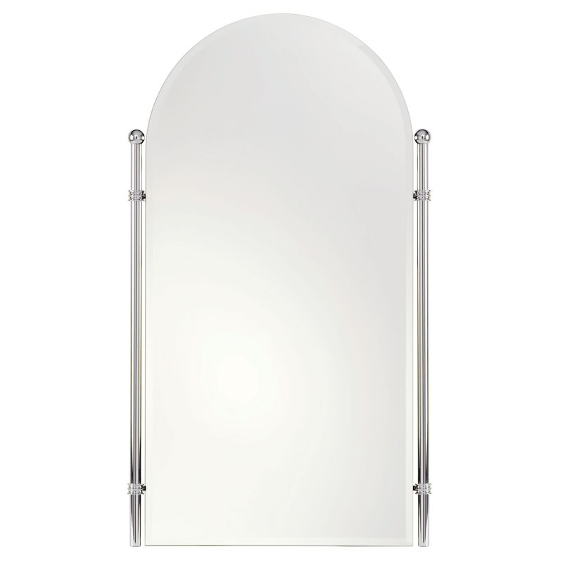 "Ginger 1141 Chelsea 20.4"" Wall Mounted Portrait Mirror with Beveled"