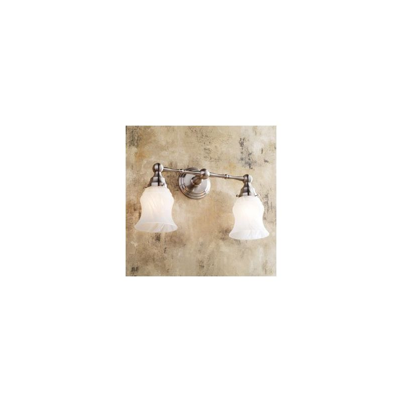 "Ginger 1182N 2 Light 17.1"" Wide Bathroom Fixture from the Chelsea"