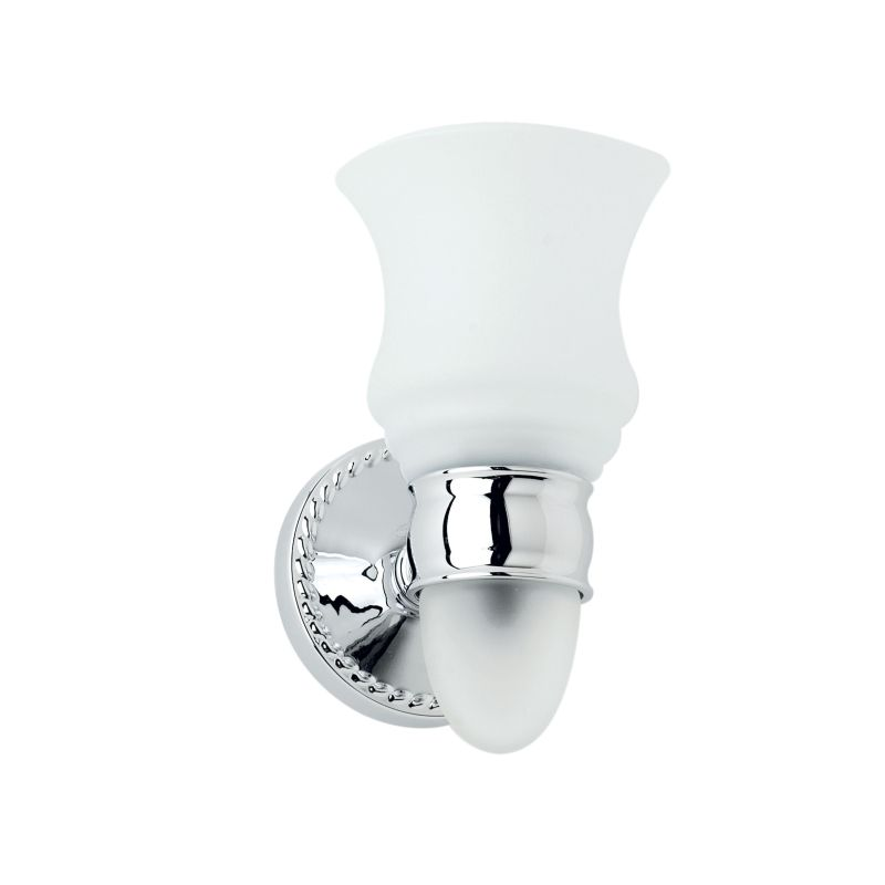"Ginger 1581 6.25"" Wide Reversible Wall Sconce from the Canterbury"