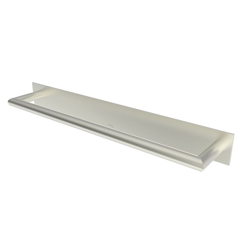 Ginger 2802 Towel Bar from the Surface Collection Satin Nickel