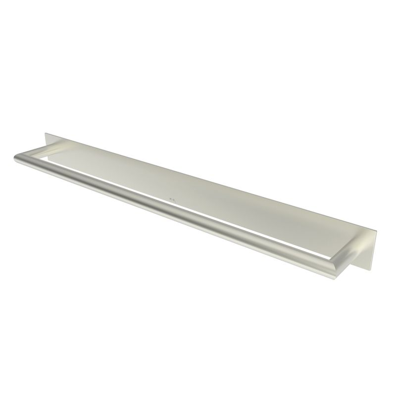Ginger 2803 Towel Bar from the Surface Collection Satin Nickel