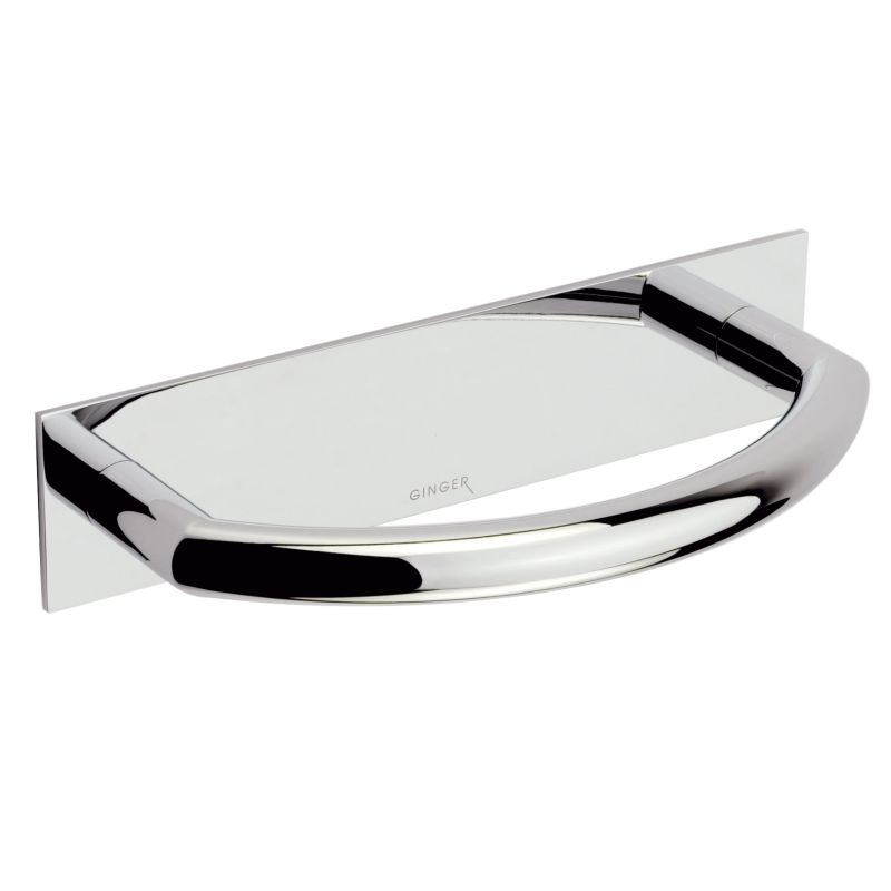 Ginger 2805 Towel Ring from the Surface Collection Polished Chrome Sale $86.35 ITEM: bci254391 ID#:2805/PC UPC: 736752867928 :