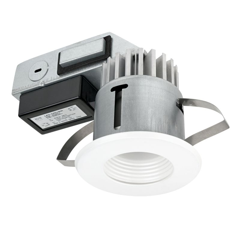 ic rated energy star integrated led sleek recessed lighting kit. Black Bedroom Furniture Sets. Home Design Ideas