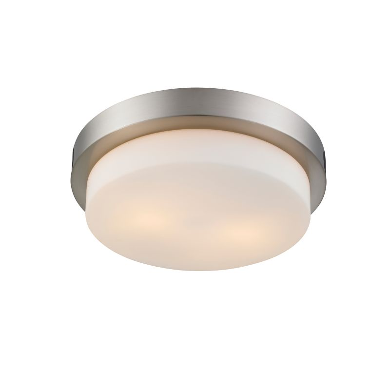 Golden Lighting 1270-13 PW Pewter Contemporary Ceiling Light