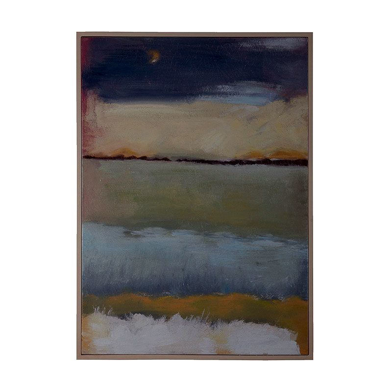 GuildMaster 164510 40 Inch x 30 Inch Framed Impressionist Painting on