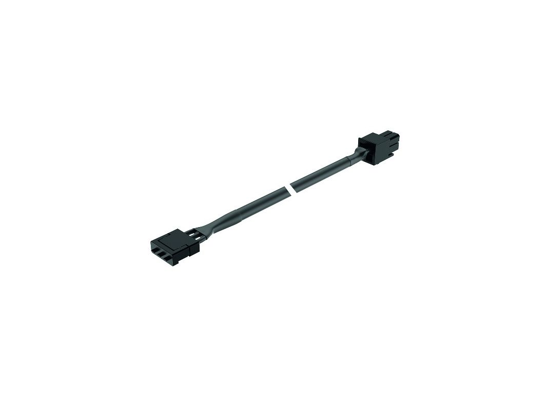 Hafele 833.89.054 Lead for Modular Switch Black Accessory Part