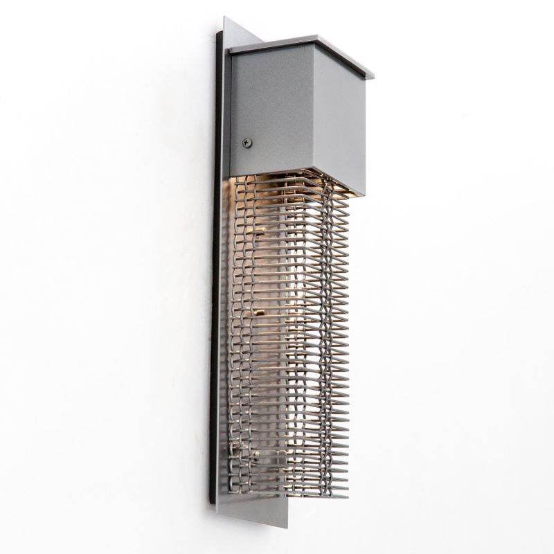 "Hammerton Studio ODB0040-16-M2 Outdoor Single Light 16"" High Flush Sale $695.00 ITEM: bci2960877 ID#:ODB0040-16-AG-XX-G1 :"