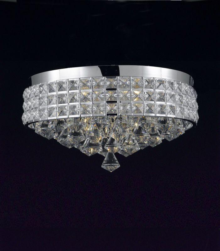 "Harrison Lane J2-1074 4 Light 15"" Wide Flush Mount Ceiling Fixture Sale $155.52 ITEM: bci2967340 ID#:J2-1074 UPC: 611138696487 :"