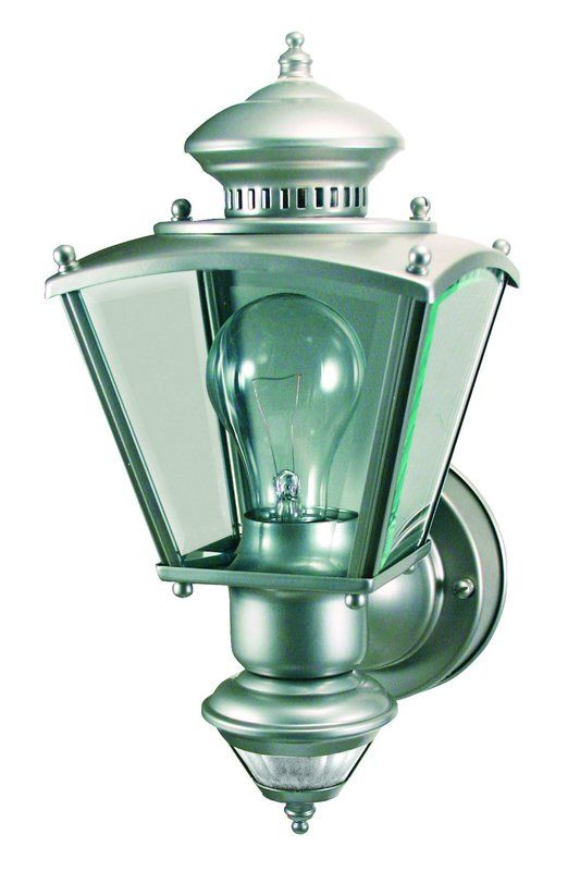 Heath Zenith HZ-4150 Charleston Coach 1 Light 150 Degree Motion