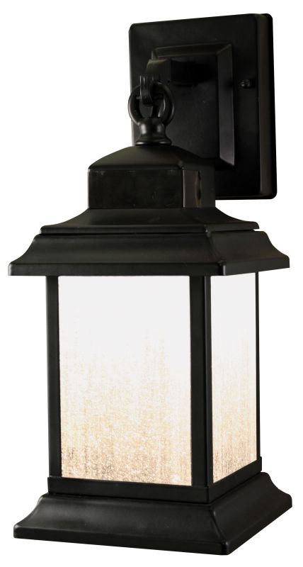 heath zenith sl 4540 bk black 1 light 180 degree motion. Black Bedroom Furniture Sets. Home Design Ideas
