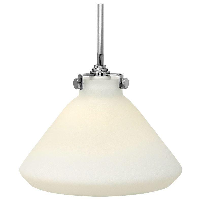 Hinkley Lighting 3131CM Chrome Industrial Congress Pendant