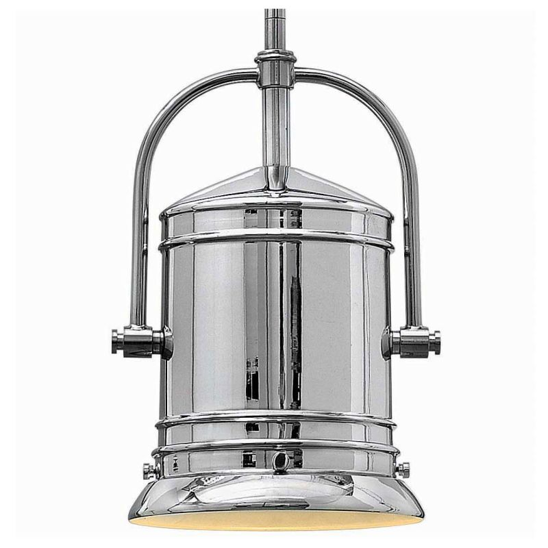 hinkley lighting 3254cm chrome 1 light 11 height indoor. Black Bedroom Furniture Sets. Home Design Ideas