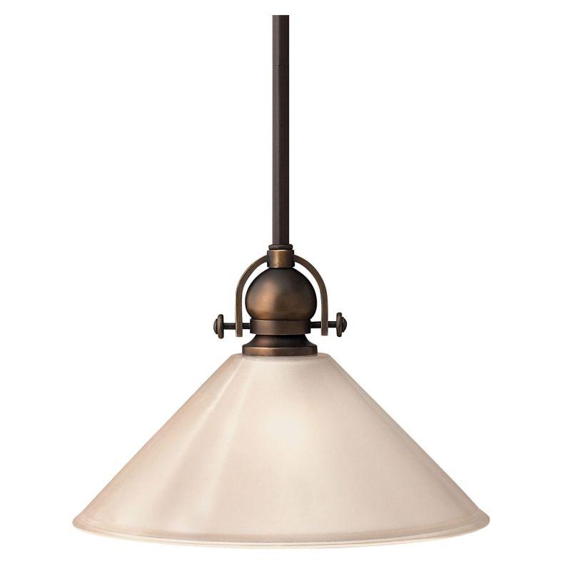 """Hinkley Lighting H4151 1 Light 9"""" Height Indoor Full Sized Pendant"""