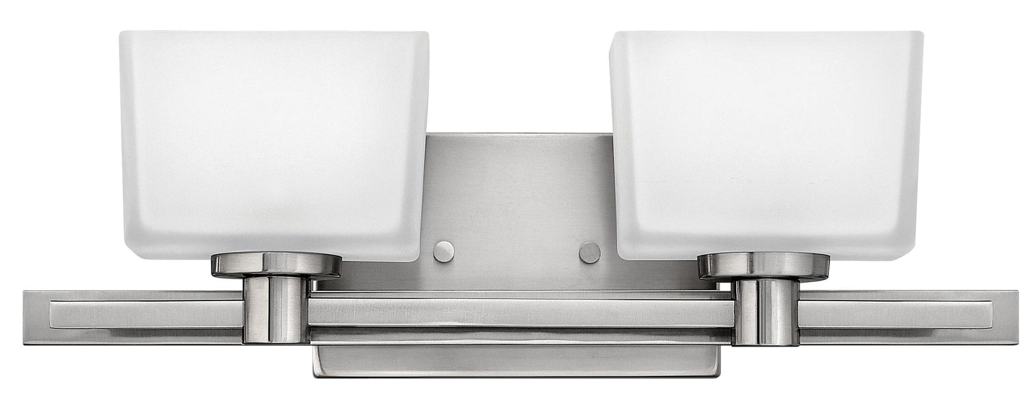 Hinkley 5022BN Brushed Nickel Contemporary Taylor Bathroom Light
