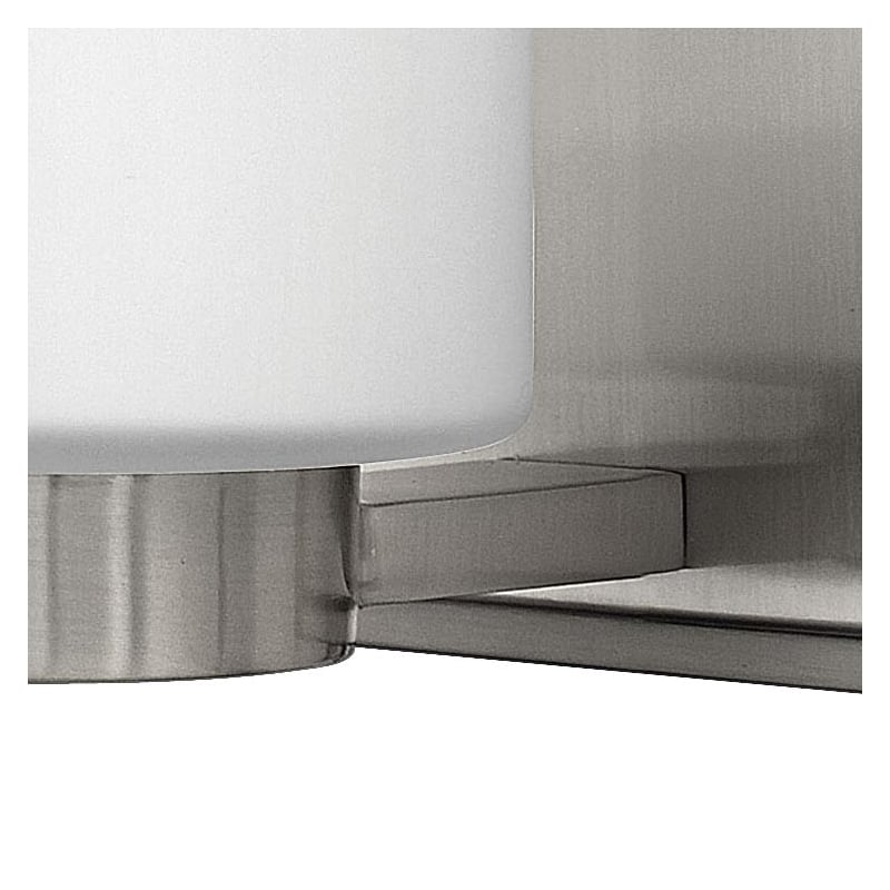 Hinkley 5050BN Brushed Nickel Contemporary Miley Bathroom Light Sale $75.00 ITEM: bci1709071 ID#:5050BN UPC: 640665505030 :