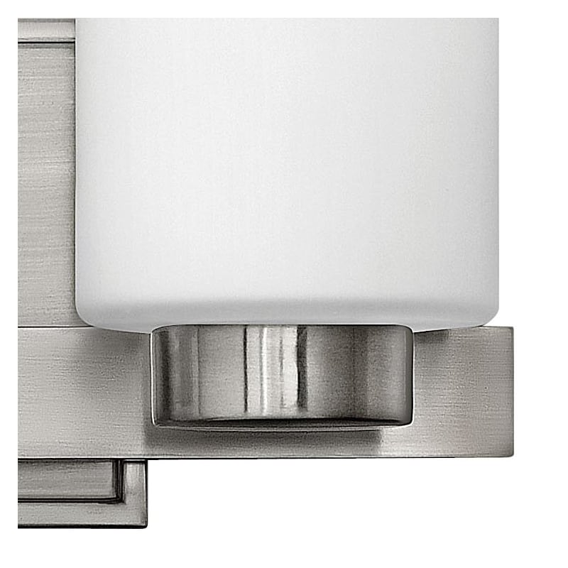 Hinkley 5052BN Brushed Nickel Contemporary Miley Bathroom Light Sale $129.00 ITEM: bci1709073 ID#:5052BN UPC: 640665505221 :
