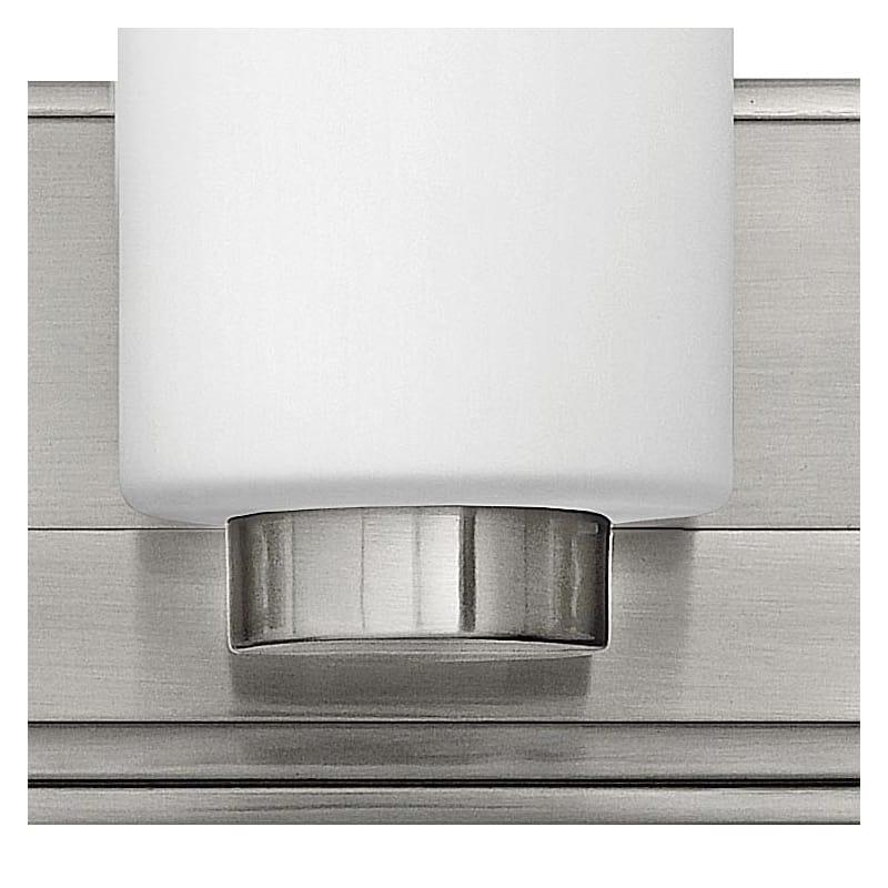 Hinkley 5053BN Brushed Nickel Contemporary Miley Bathroom Light